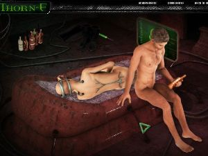 Electic Fucking Machine Sex In Kinky Porn Games