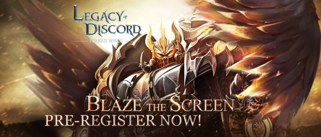 Legacy of Discord     Pre registration