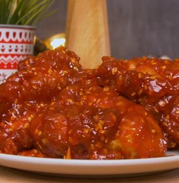 ayam goreng korea
