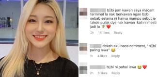 rakyat malaysia ejek nama babi