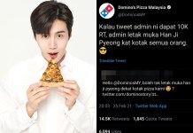 kim seonho domino's pizza