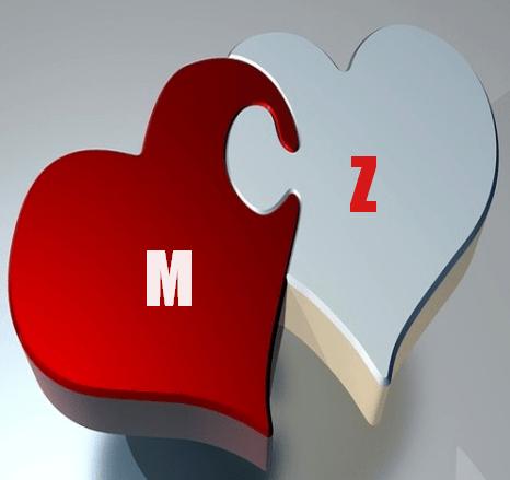 رمزيات حرف Z و M