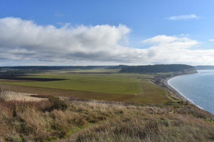 Whidbey Scenic Isle Way views.
