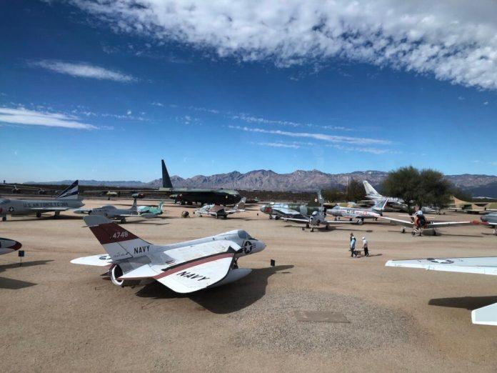 Avions, Pima Air & Space Museum, Tucson.