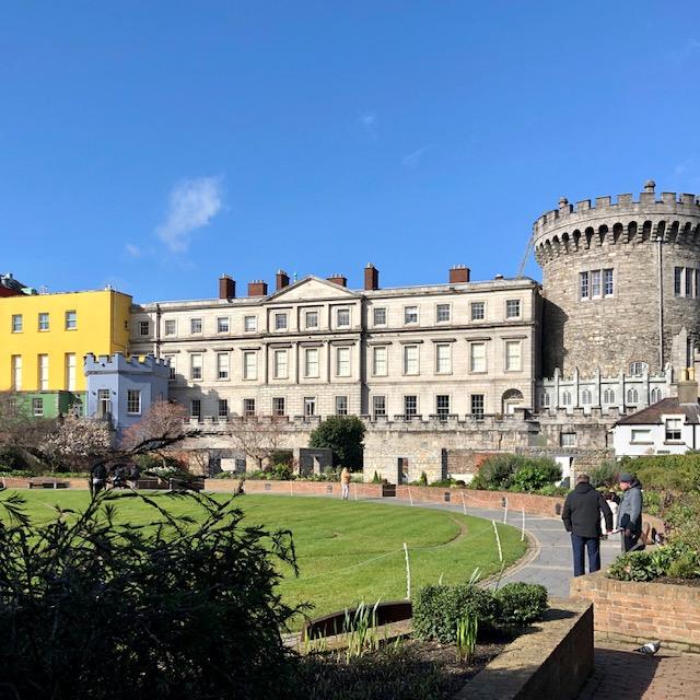 Dublin Castle, Ireland.