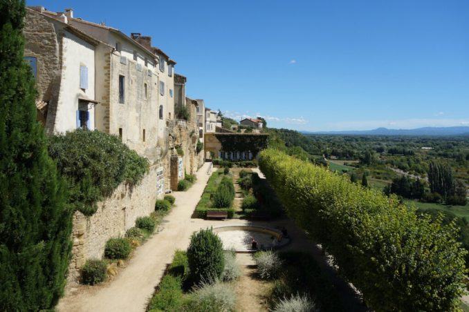 Lauris, Provence, France