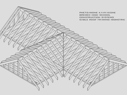 How To Frame A Gable Roof Valley | Siteframes.co
