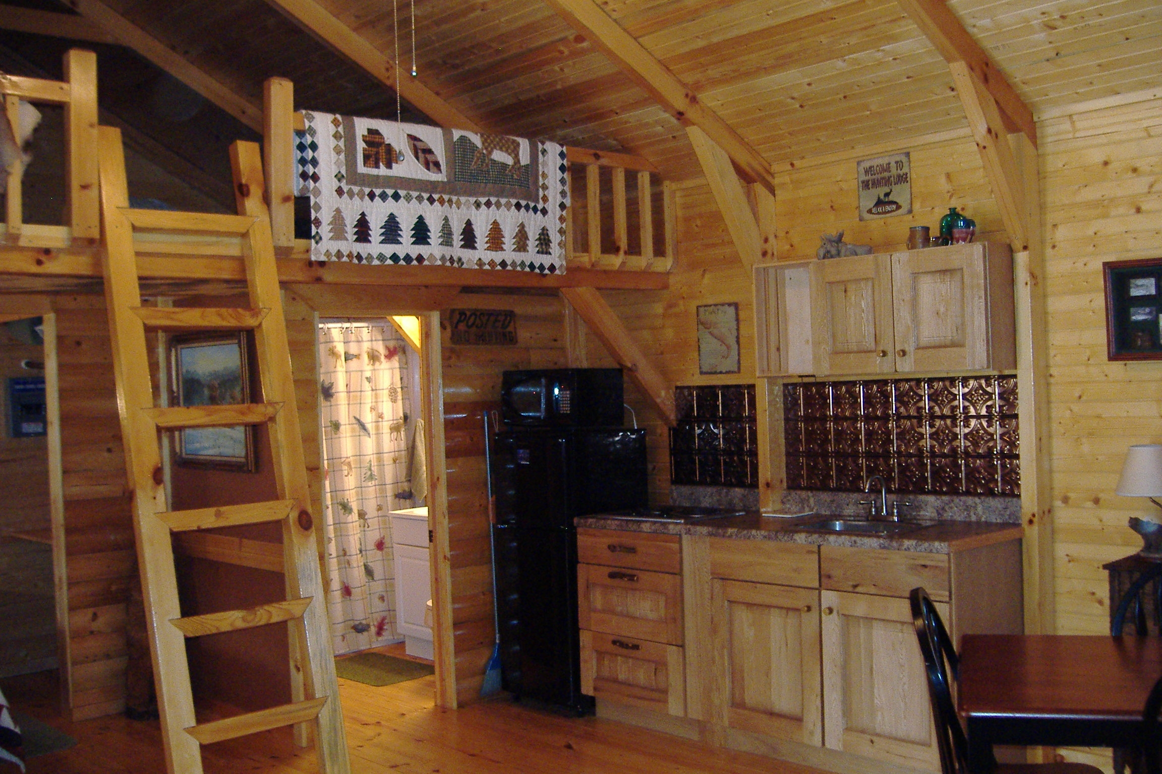 Small Rustic Country Kitchens