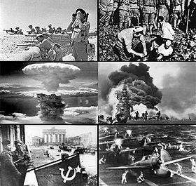 الدول المشاركة في الحرب العالمية الثانية ويكيبيديا