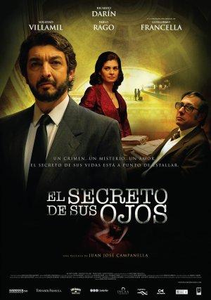 José Luis Campanella - El secreto de sus ojos