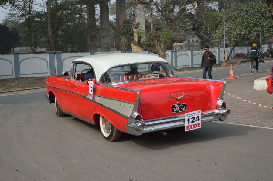 1971 chevrolet cars » File Chevrolet   Bel Air   1957   75 hp   6 Cyl   WBE 651   Kolkata     File Chevrolet   Bel Air   1957   75 hp   6 Cyl   WBE