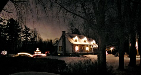 Cambriolages et fêtes de fin d'année