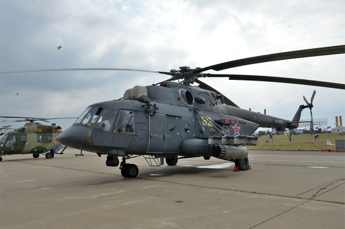 2007 Shatoy Mi-8 crash - Wikipedia