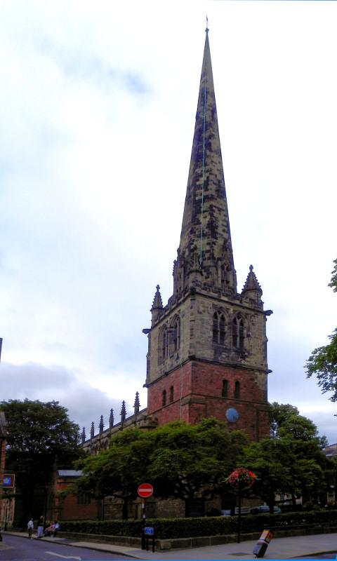 St Mary S Church Shrewsbury Wikipedia