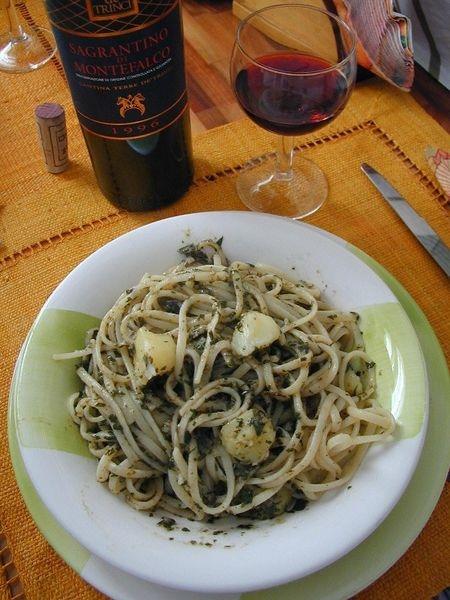 Bavette Pasta Wikipedia