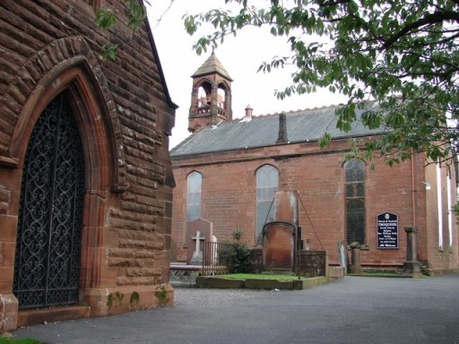 Troqueer Parish Church, Dumfries - geograph.org.uk - 698012
