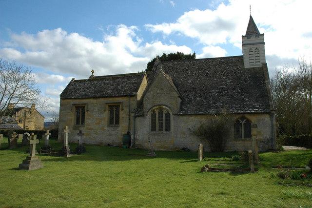 Wormington Church