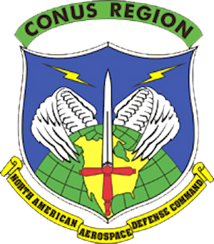 English: Emblem of the Continental NORAD Region