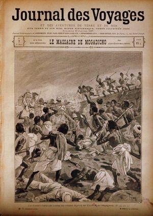 English: Lafoole Massacre, Mogadishu