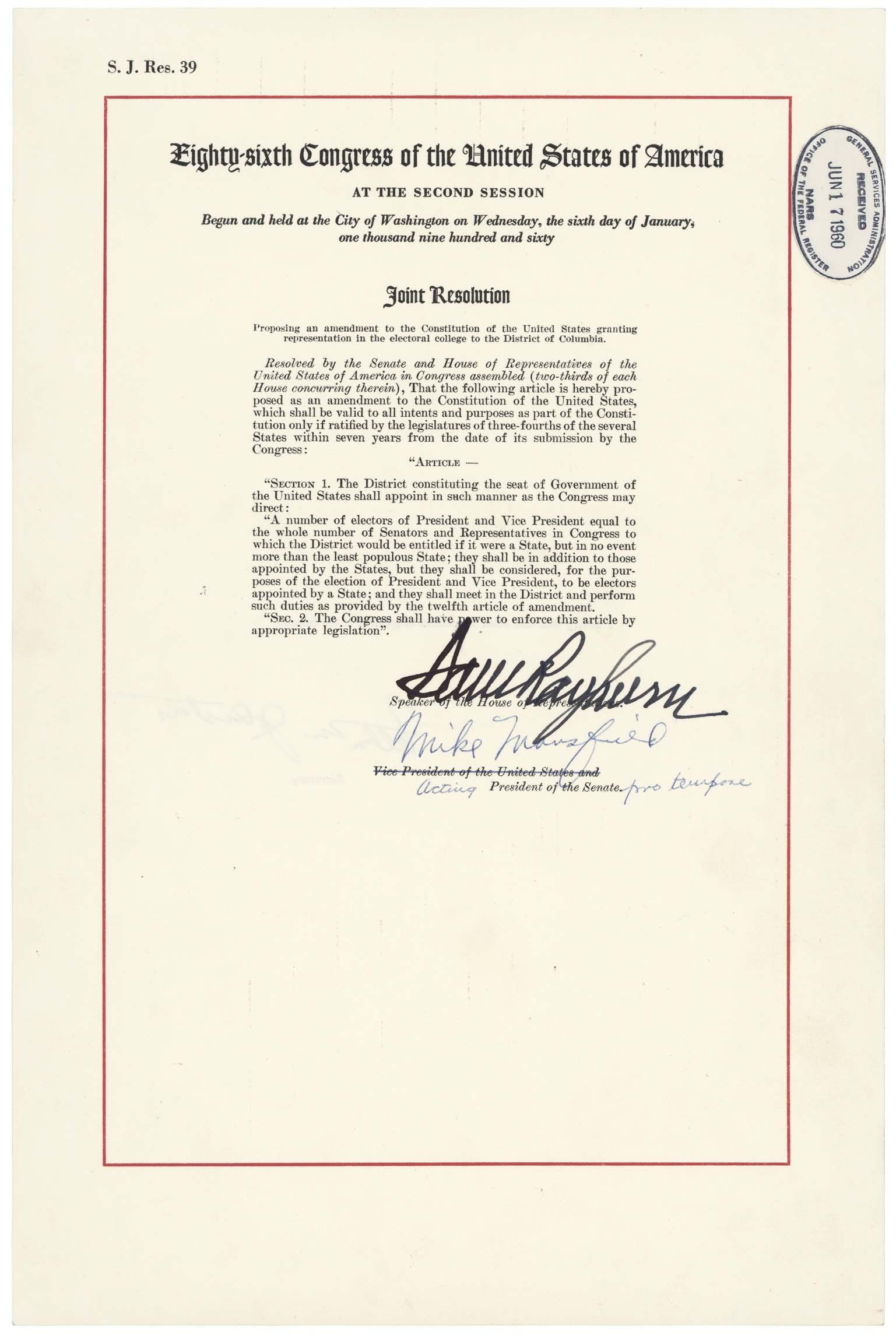 File 23rd Amendment Pg1of1 Ac
