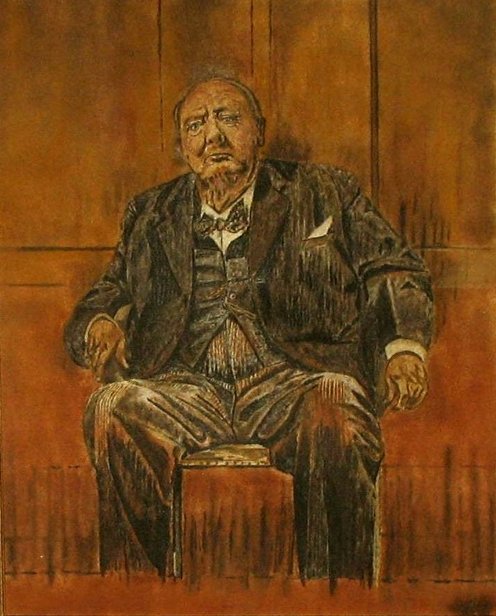 Winston Churchill Artnet