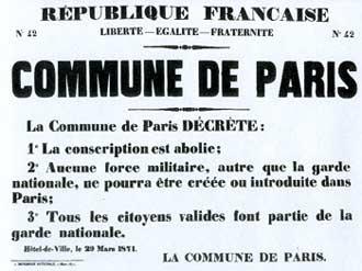 declaration de la commune