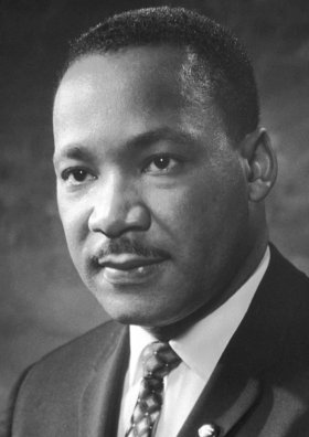 Martin Luther King Jr. Day.