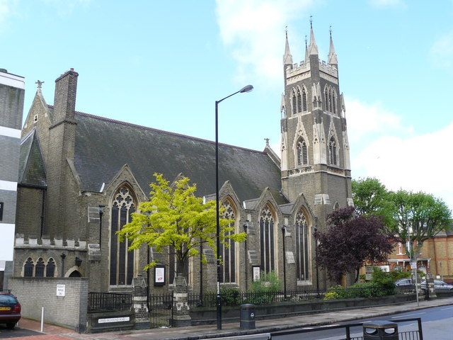 File:Putney Methodist Church - geograph.org.uk - 1308977.jpg