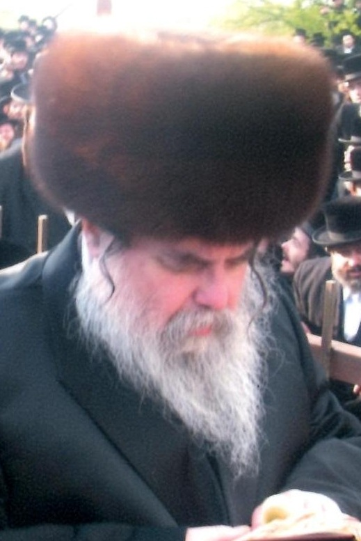 Yissachar Dov Rokeach Fifth Belzer Rebbe Wikipedia