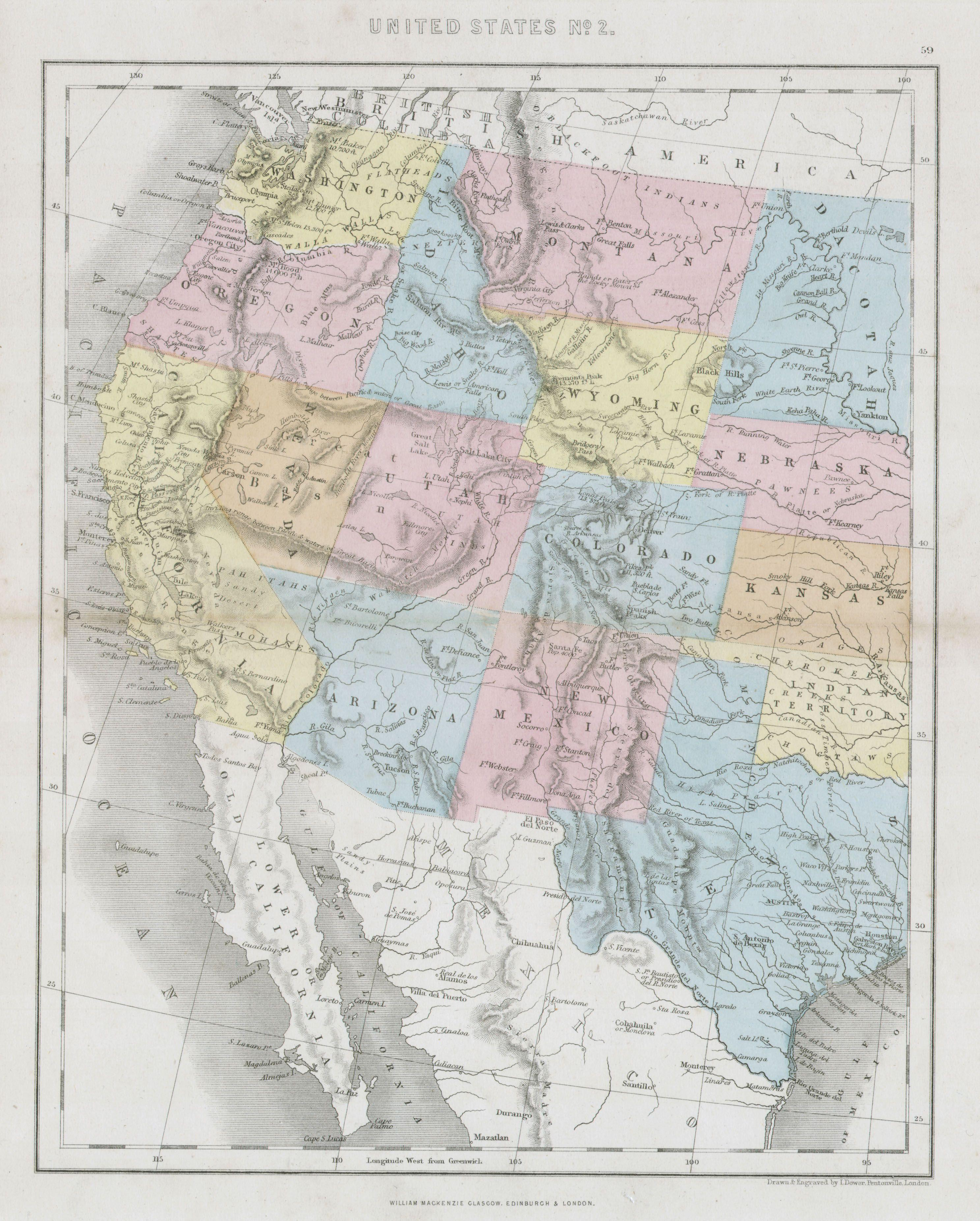 File Dower Map Of The Western United States