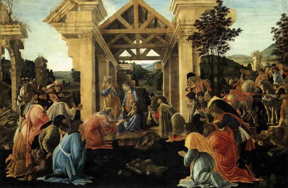 O cristianismo no Império Romano: Nascimento de Jesus