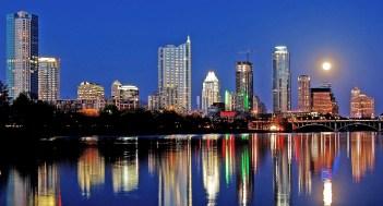 austin texas job growth
