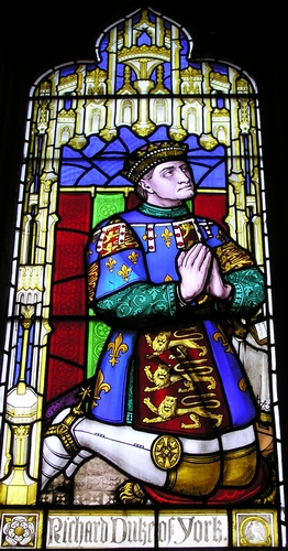 The duke of York Richard