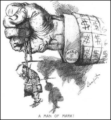 illustration Homer Davenport