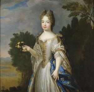 Marie-Adélaïde de Savoie, duchesse de Bourgogne, 15 years old Gobert.jpg