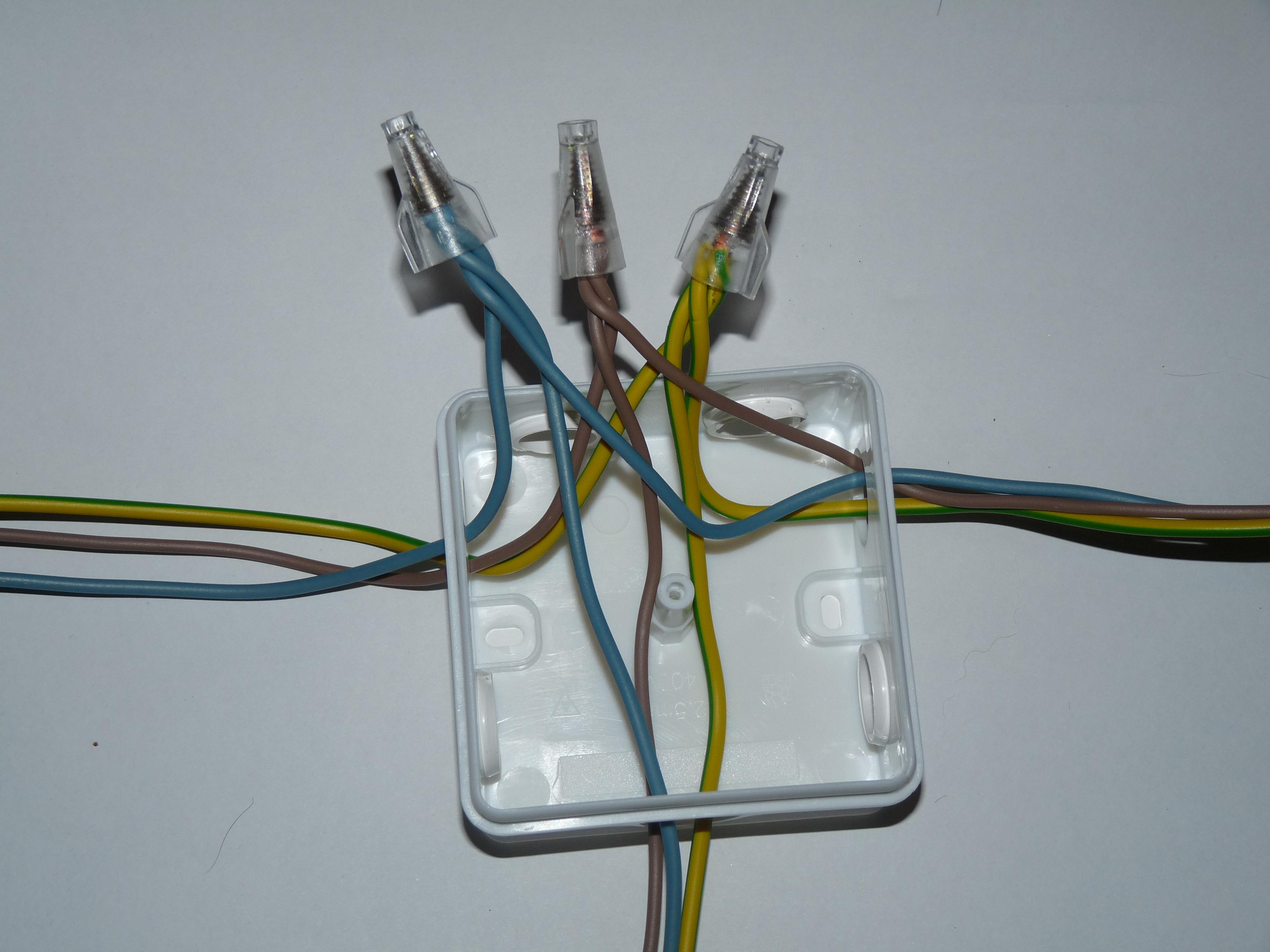 Whole Basement Wiring Diagram Junction Box