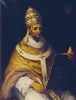 Pope John XXII, elected by the conclave, retai...