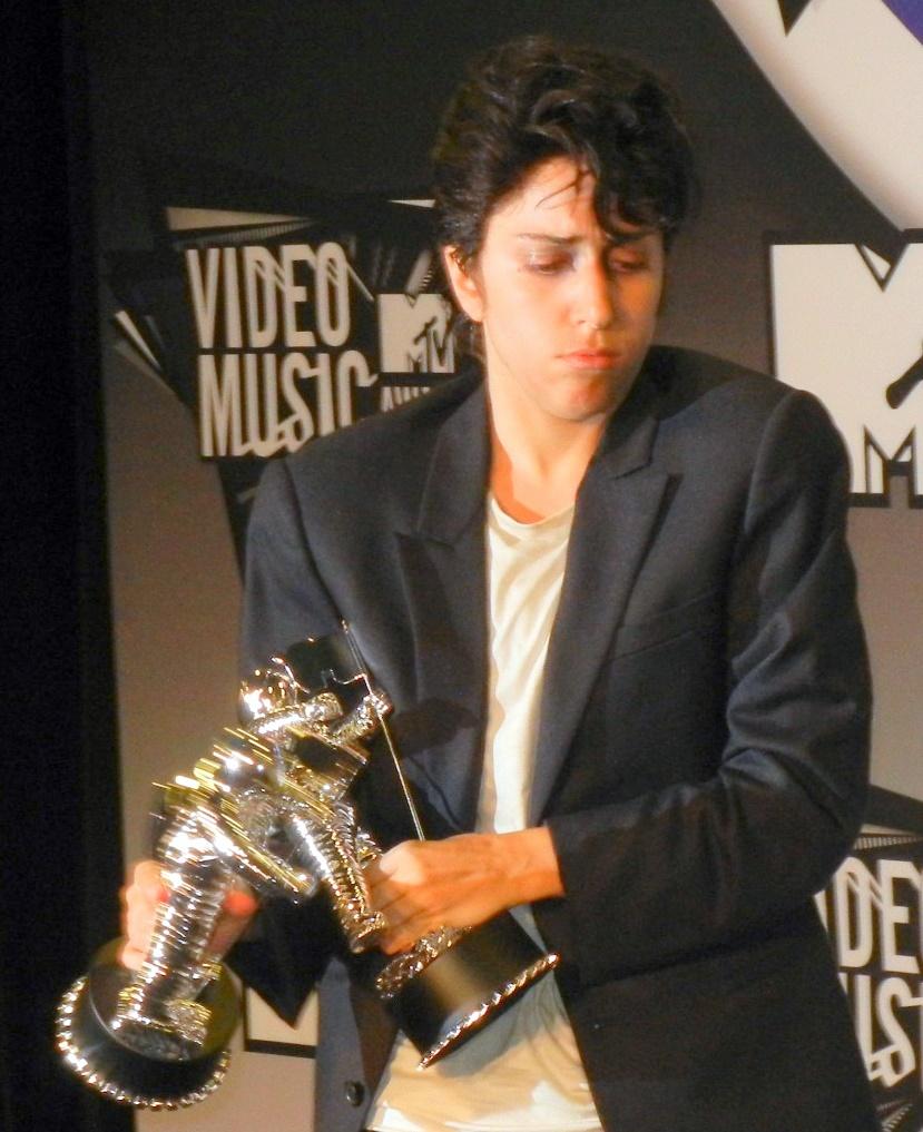 English: Lady Gaga at MTV Video Music Awards 2011.