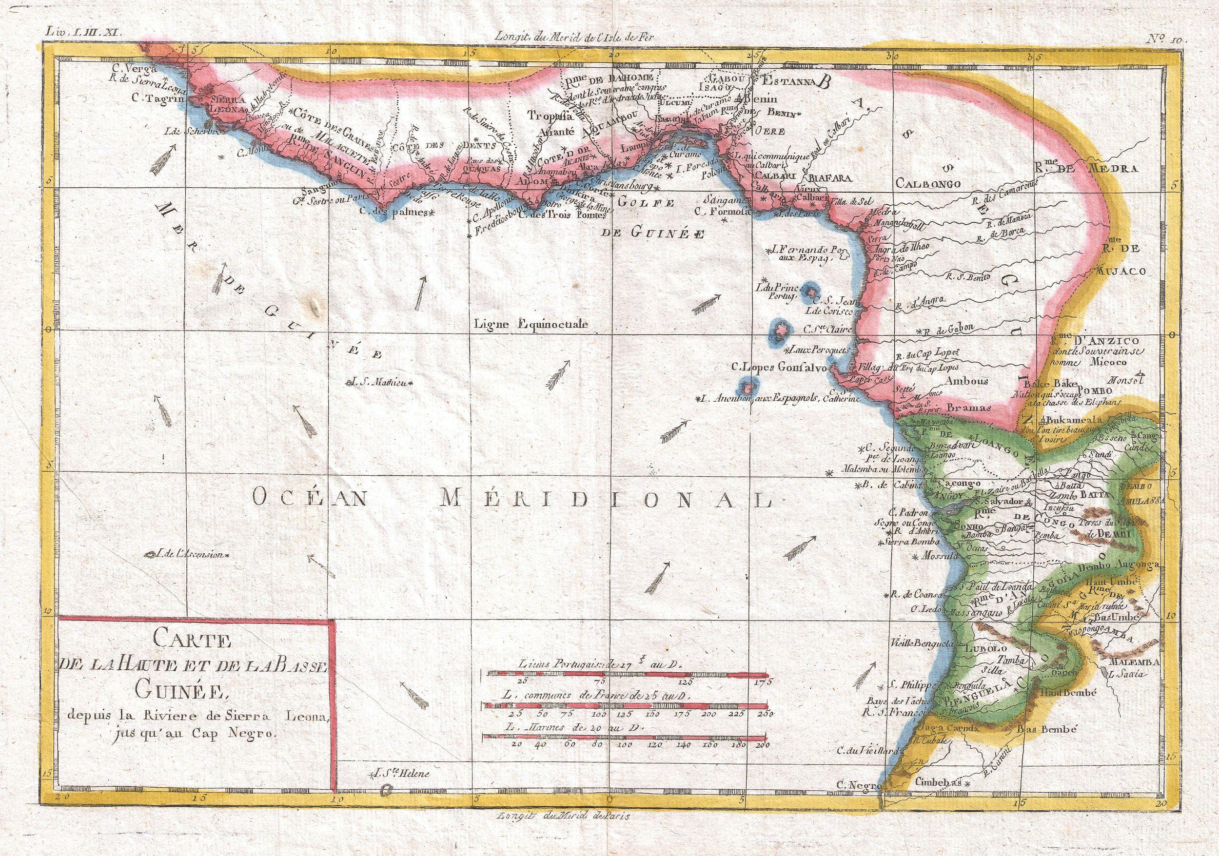 Geographic Location Ivory Coast