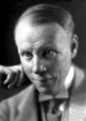English: Sinclair Lewis, Nobel laureate in Lit...