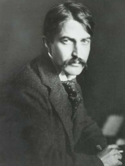 American author Stephen Crane in 1899