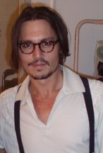 English: American actor Johnny Depp.