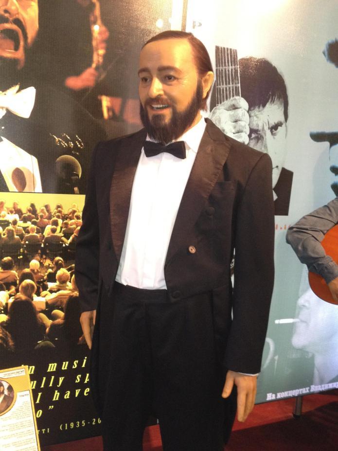 Pavarotti Di Luciano Stefano