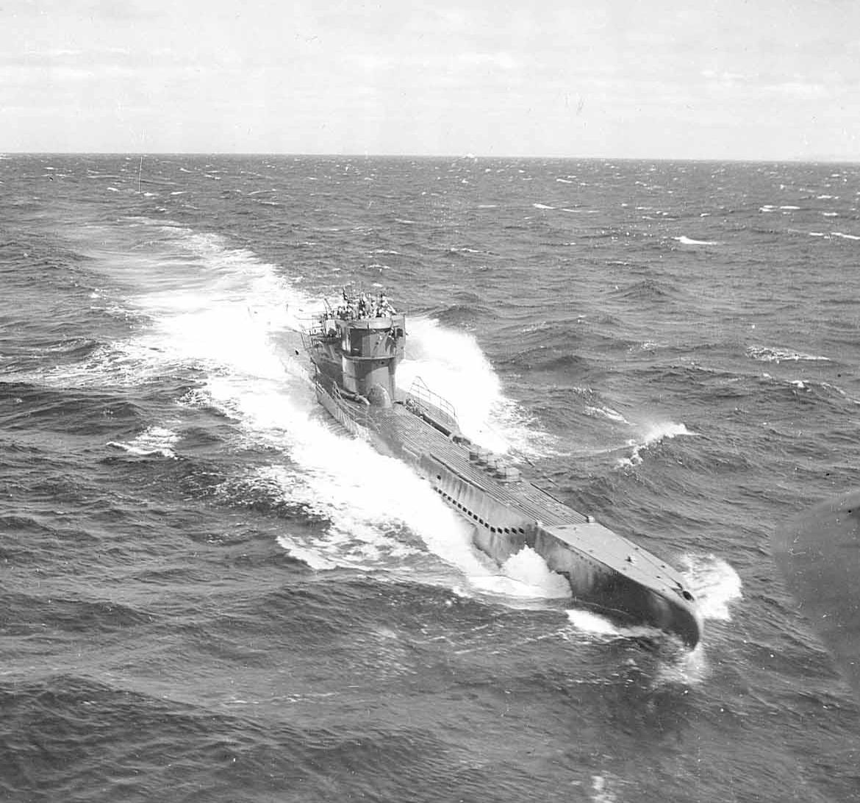 Unterseeboot 278
