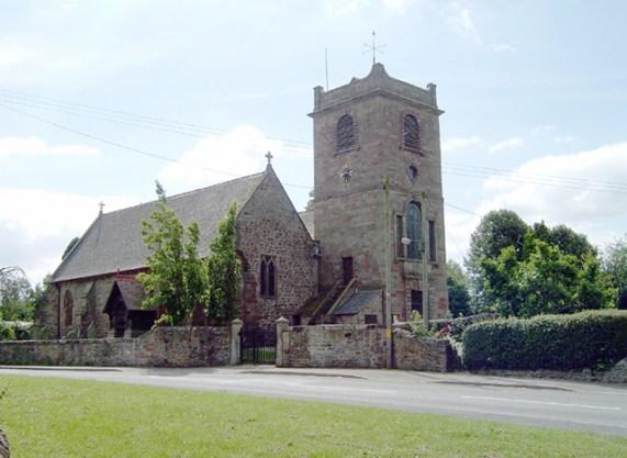 File:St Marys, Westbury, Shropshire - geograph.org.uk - 1163180