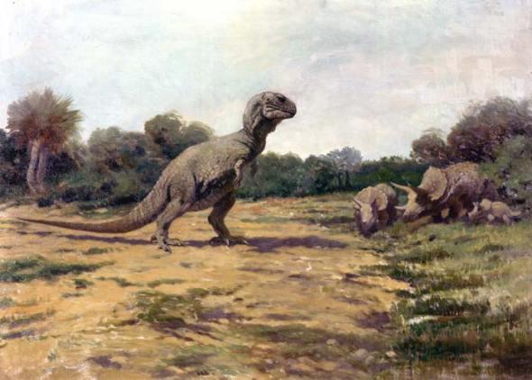 T. rex old posture ছবি ব্লগঃ 160 কোটি বছর আগের রাজাদের[ডাইনোসর] ছবি | Techtunes