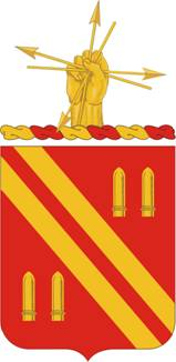 English: 42d Field Artillery coat of arms from...