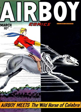 Image result for airboy 2 comic calabra