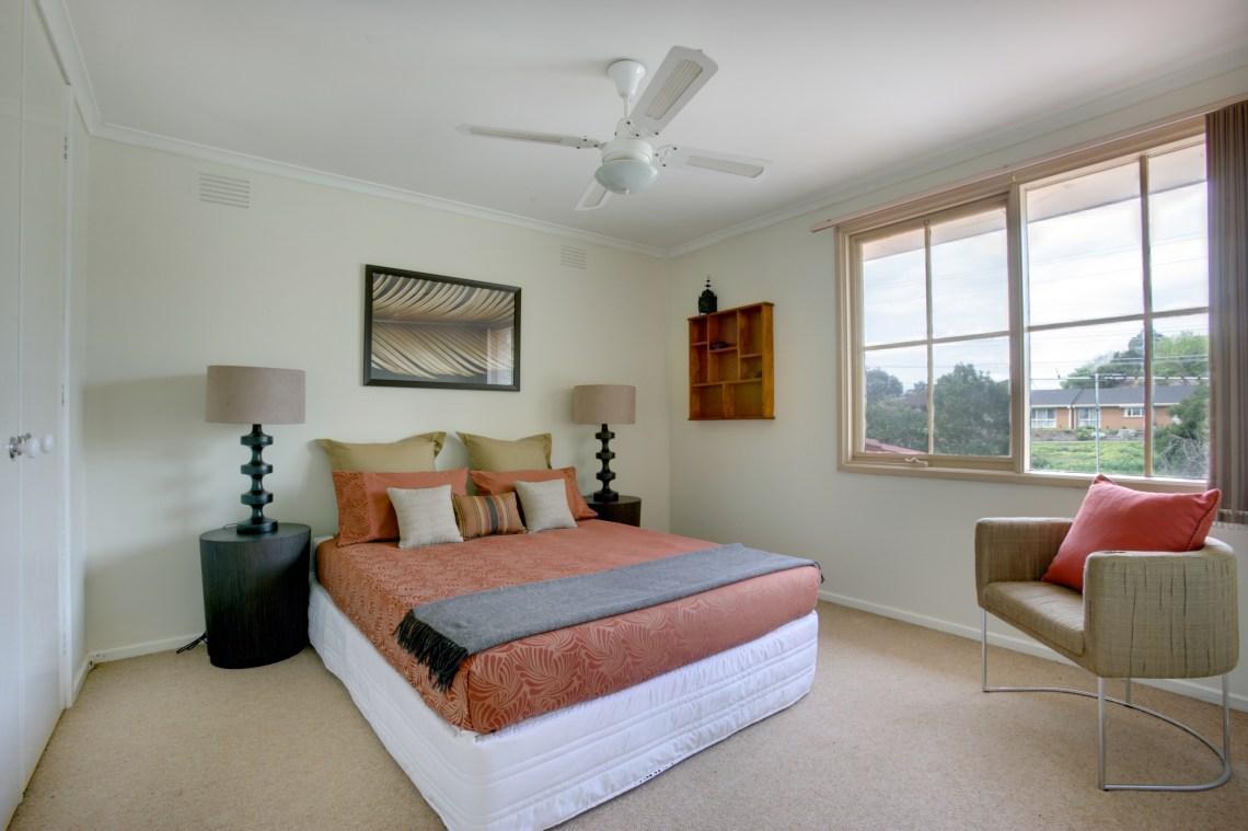A Modern Western Bedroom In England