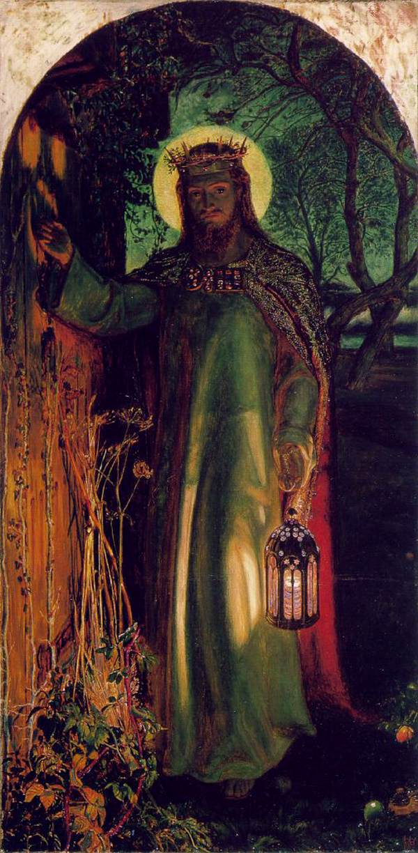 William Holman Hunt: the Light of the World